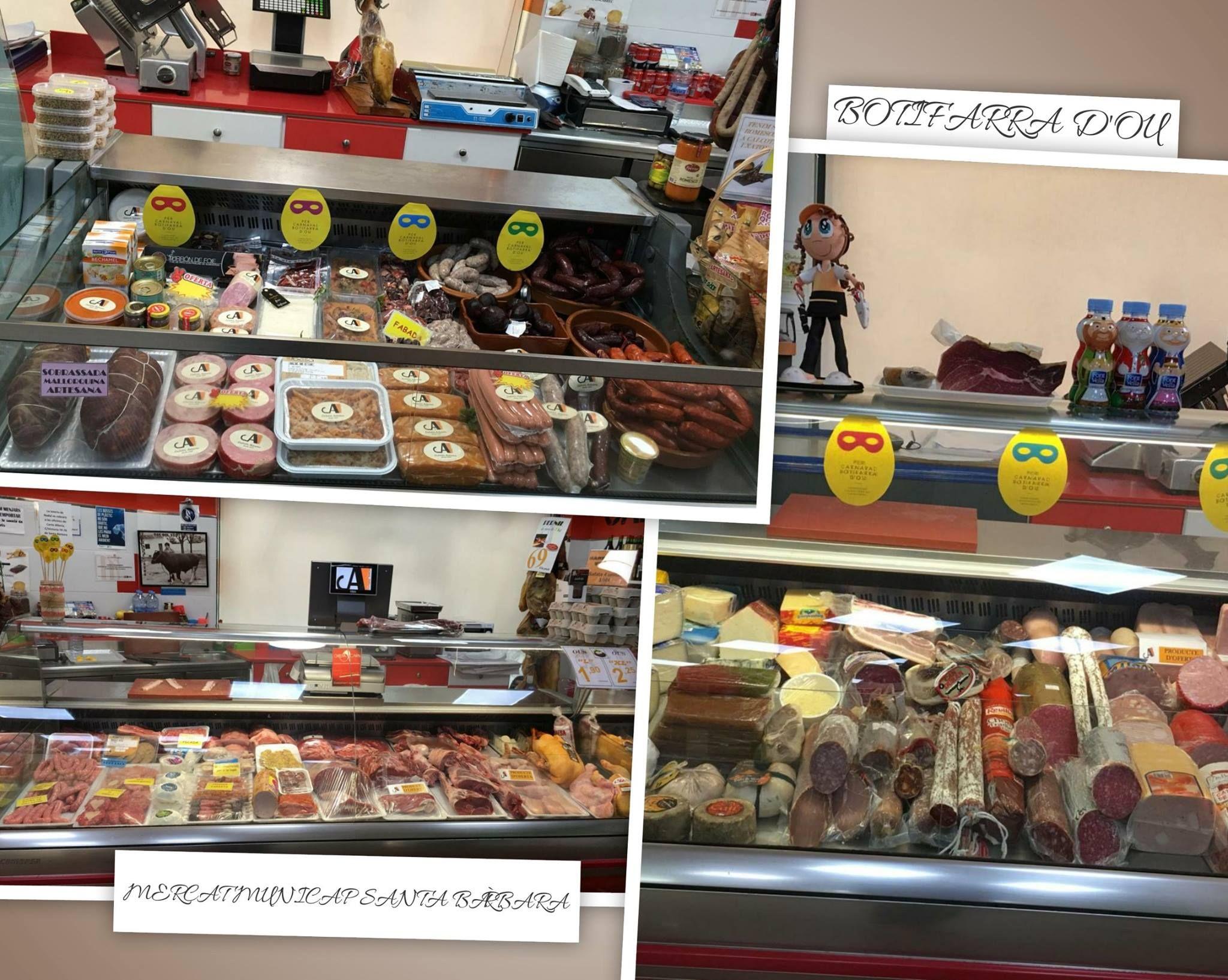 Foto 29 de Carnicerías en Santa Bàrbara   Carns Albesa