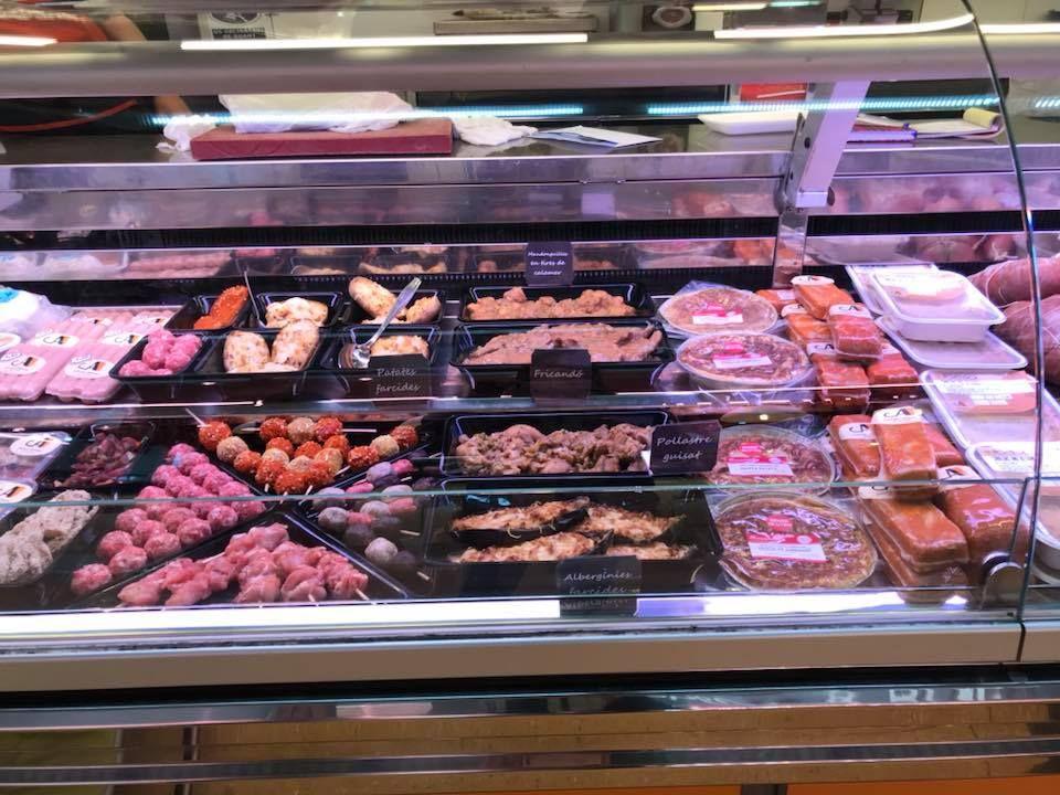 Foto 15 de Carnicerías en Santa Bàrbara | Carns Albesa