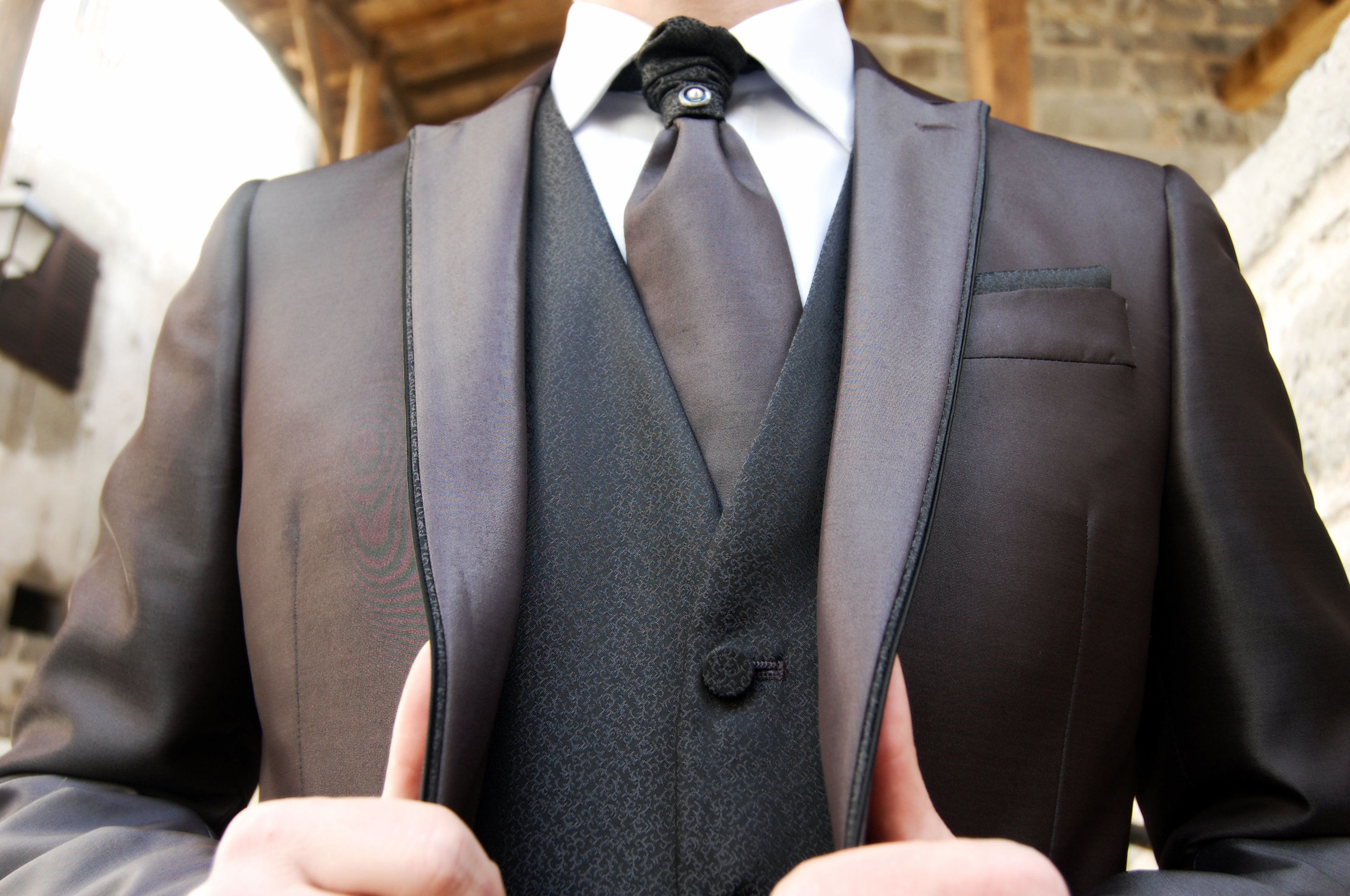 Sastería Mújika, ropa de hombre