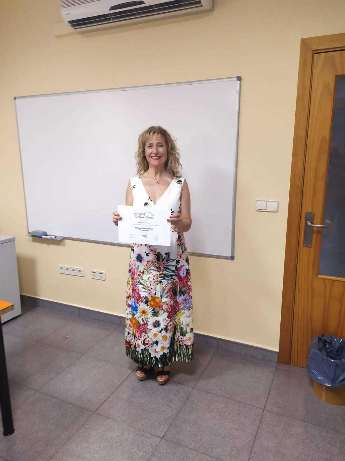 Diploma de patronaje por ordenador