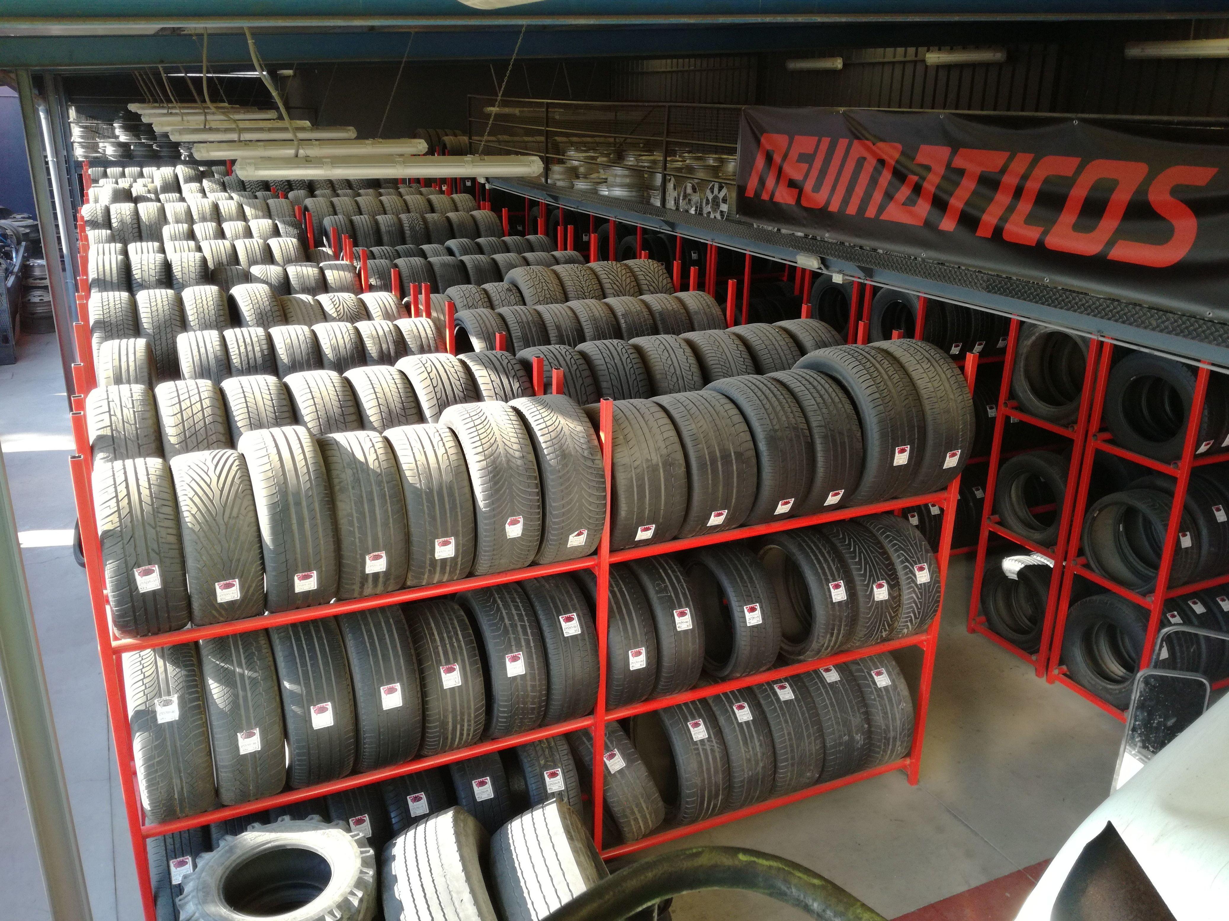 Foto 2 de Neumáticos en San Martín de la Vega   Neumáticos Vulcano