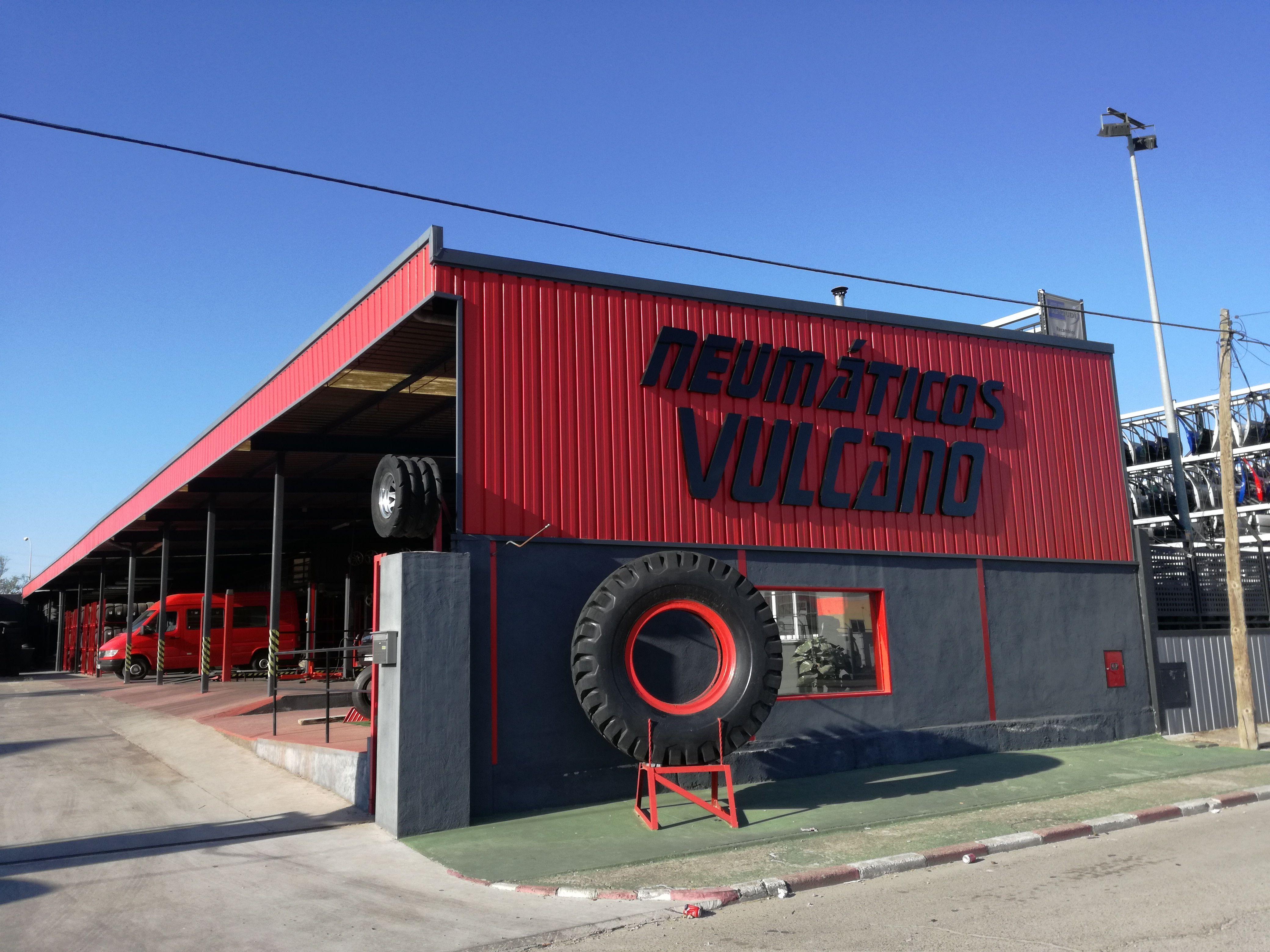 Foto 3 de Neumáticos en San Martín de la Vega | Neumáticos Vulcano