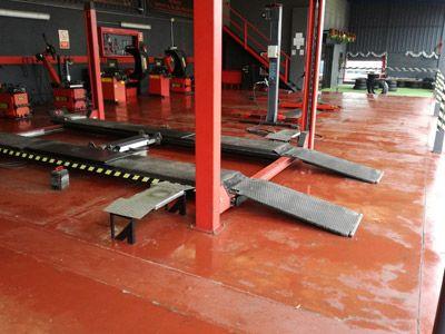 Paralelo de Neumáticos: Servicios de Neumáticos Vulcano