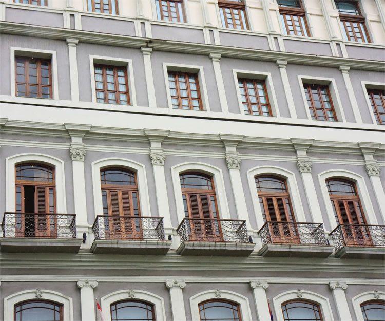 Impermeabilización de fachadas en Tenerife