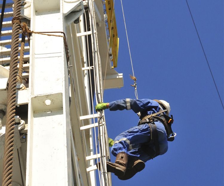 Especialistas en trabajos verticales en Tenerife