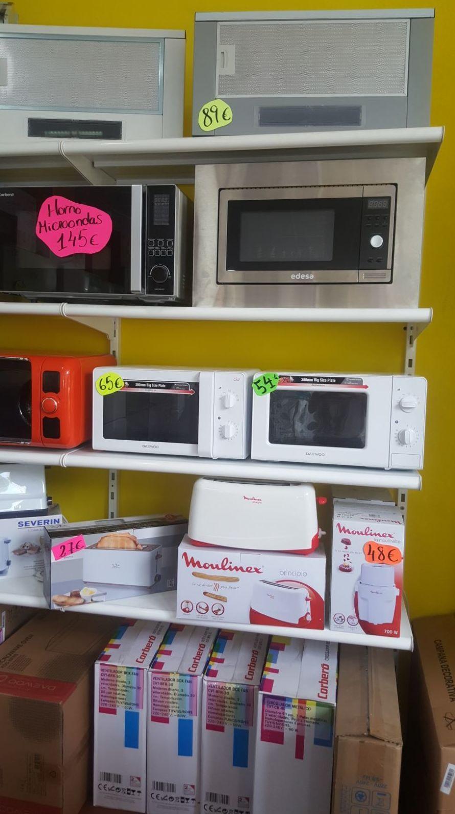 Foto 20 de Electrodomésticos en Santa Coloma de Gramanet | Electrodomésticos Carlos