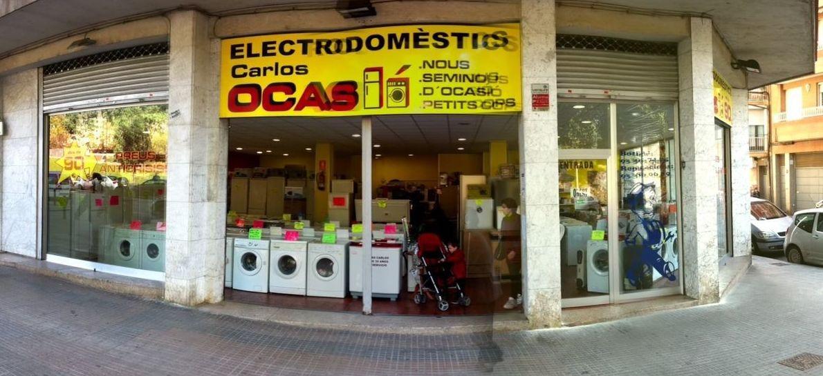 Tienda C/la creu 83 (badalona): Catálogo de Electrodomésticos Carlos