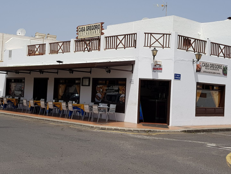 Restaurante típico canario en Lanzarote