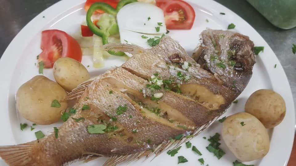 Pescados frescos y de gran calidad