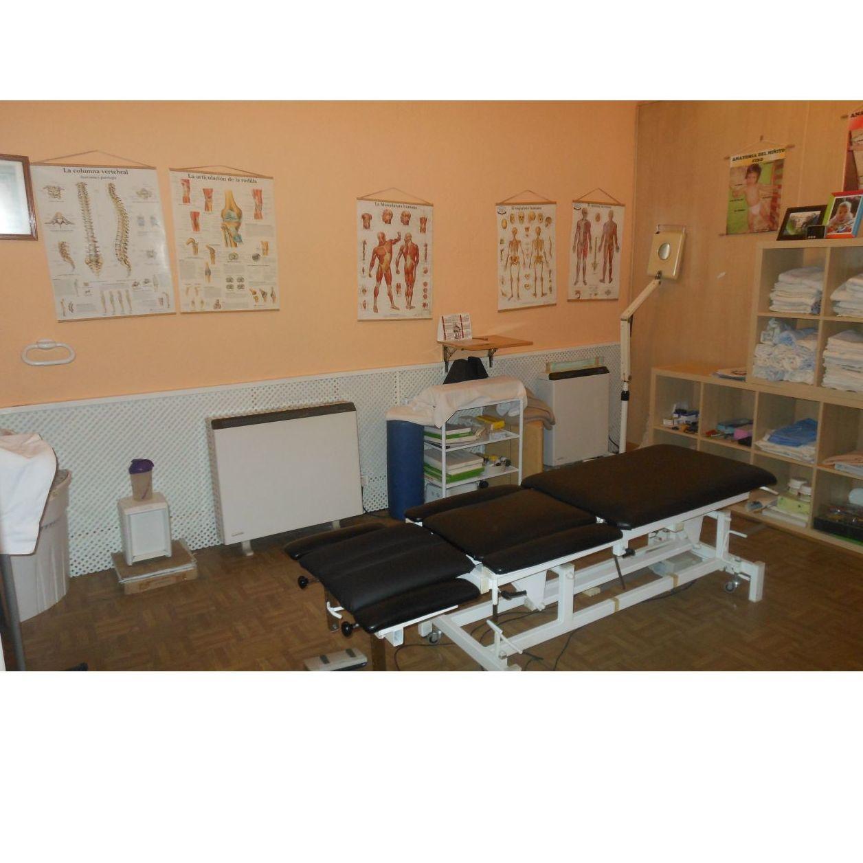 Osteopatía : Terapias   de Centro de Naturopatía no Sanitario Bujutsu