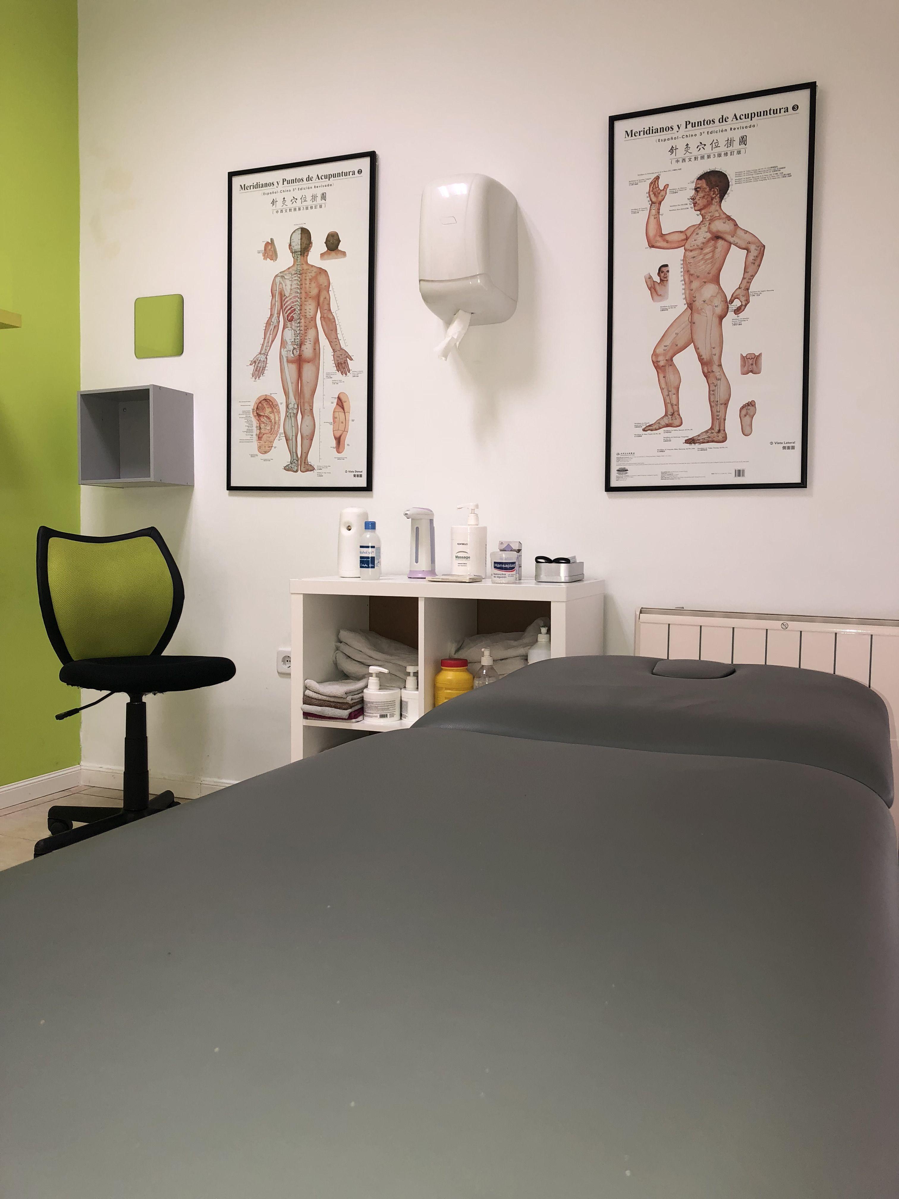 Foto 3 de Fisioterapia en Madrid | Cemaf