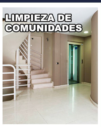 Limpieza de comunidades en Lleida