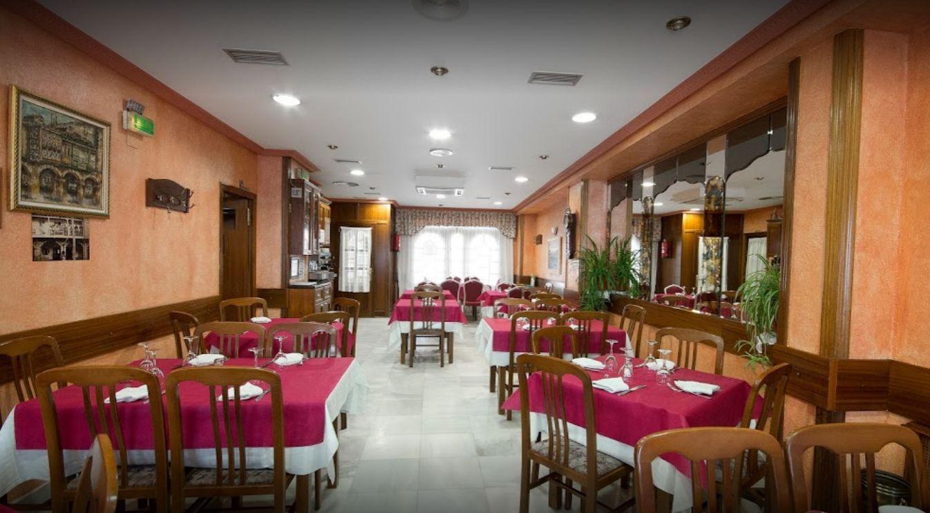 Restaurante: Catálogo de Sancho García