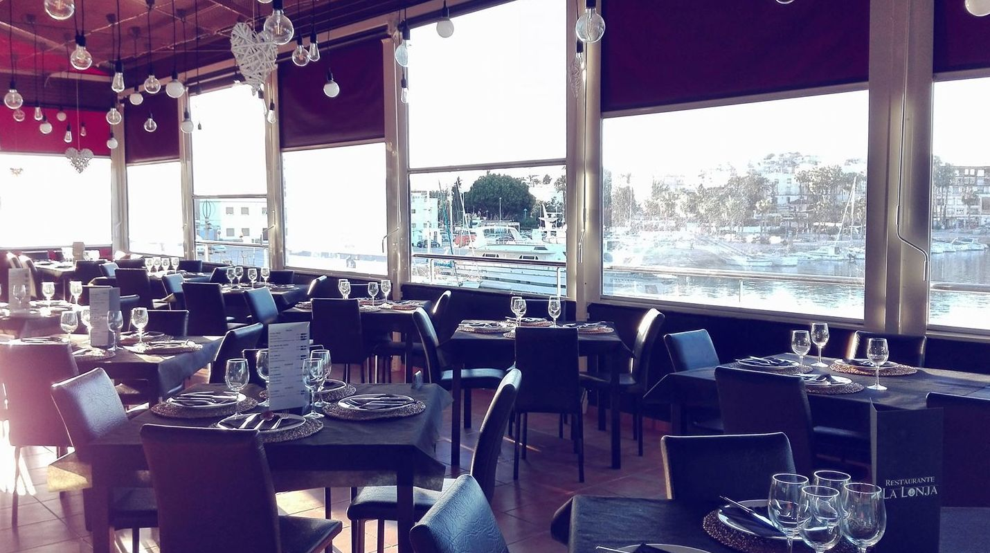 Restaurante La Lonja de Águilas