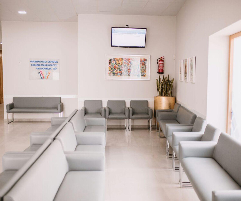 Butacas y sillones para salas de espera