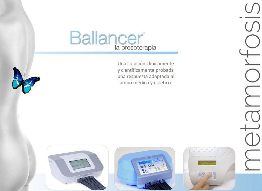 Tratamientos de presoterapia Ballancer en Madrid }}