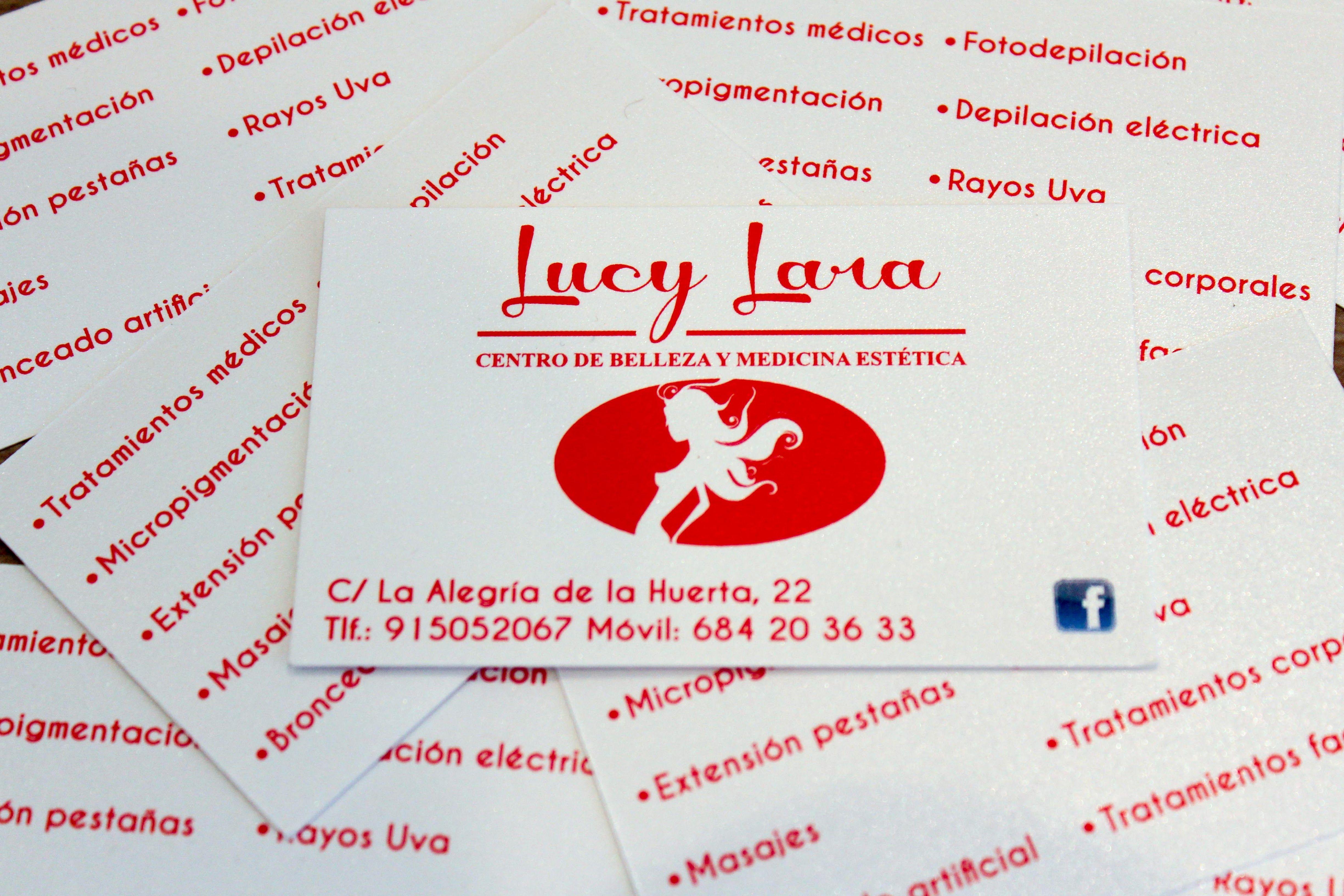 Foto 5 de Centros de estética en Madrid | Centro de belleza y medicina estética Lucy Lara