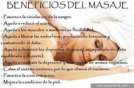 MASAJE DESCONTRACTURANTE: Tratamientos de Centro de belleza y medicina estética Lucy Lara