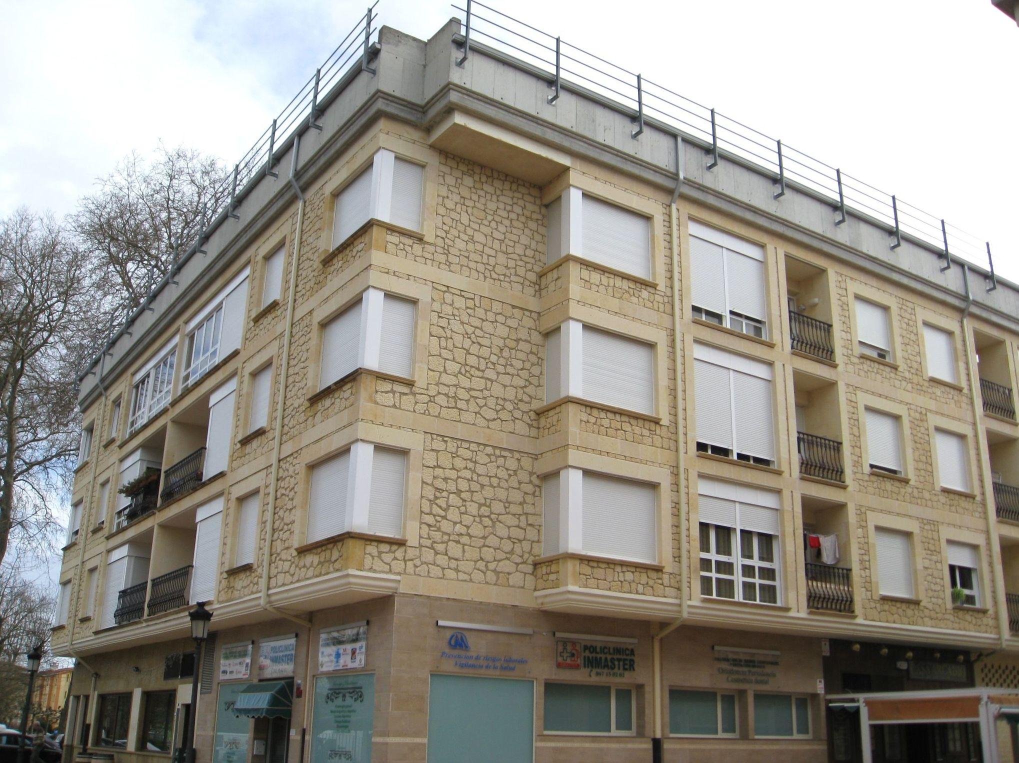 Urbanización Las Acacias - Vilarcayo (Burgos)