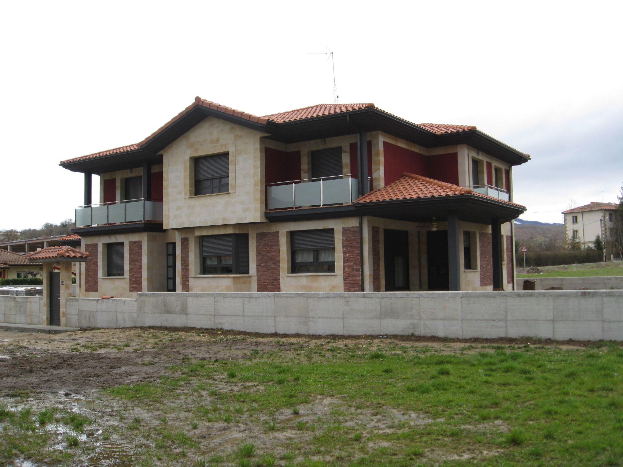 Vivienda unifamiliar - Santelices de Valdeporres (Burgos)