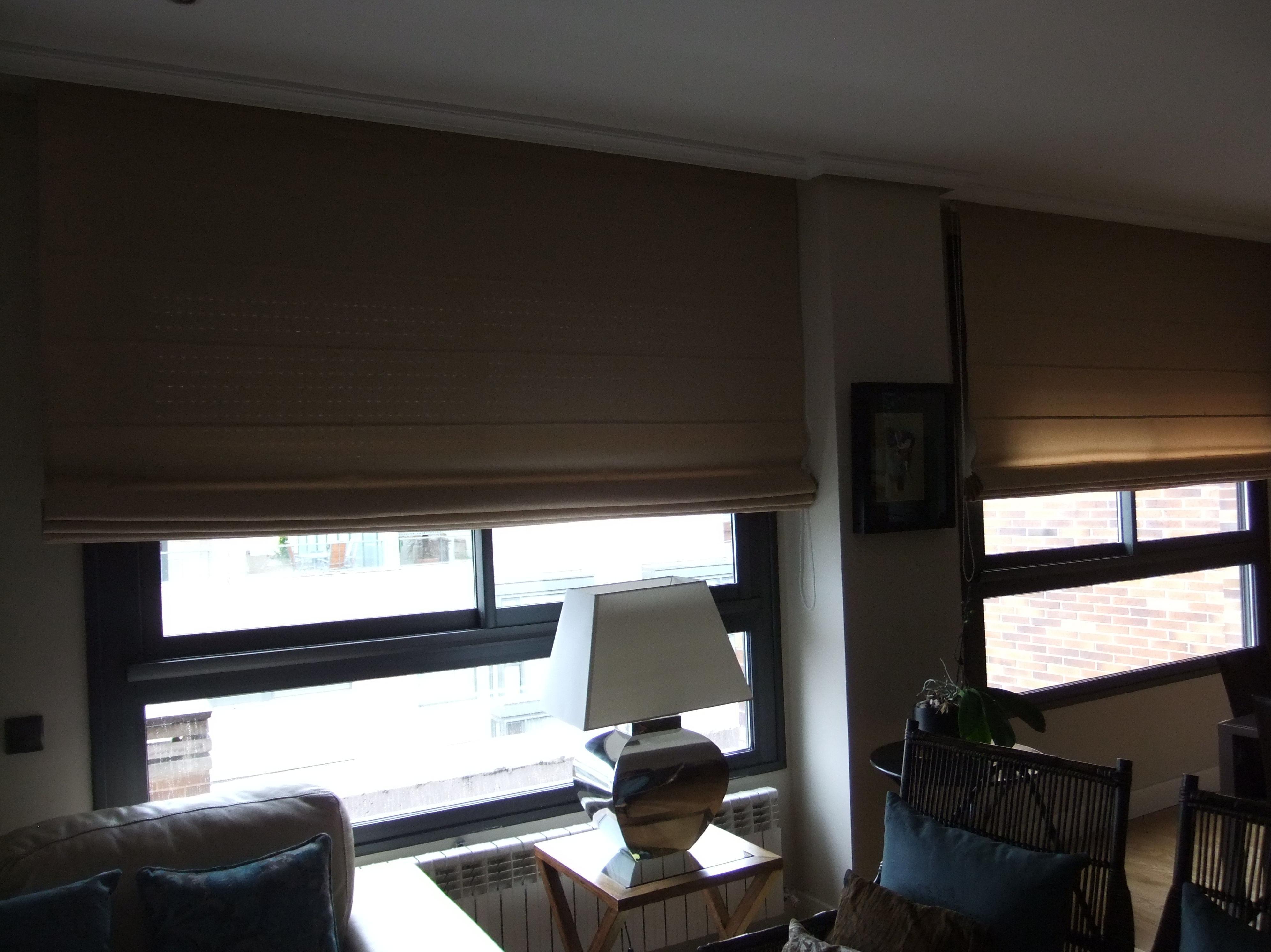 Estores persianas venecianas y cortina de lama vertical - Persianas y estores ...