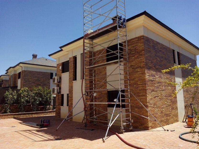 Rehabilitación térmica de viviendas en Toledo