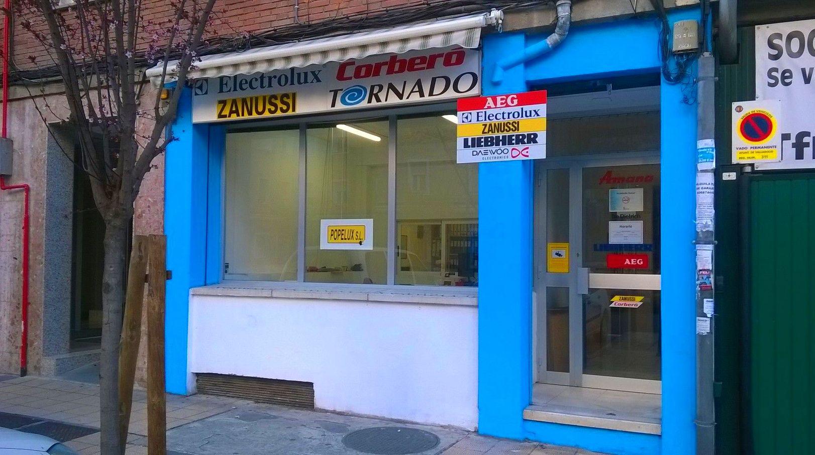 Foto 2 de Electrodomésticos (reparación) en Valladolid | Popelux, S.L.