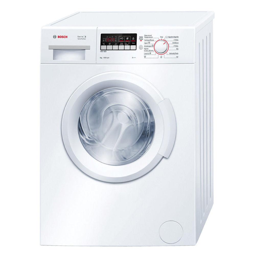 lavadora bosch 6 kilos 1000 rpm   379 euros