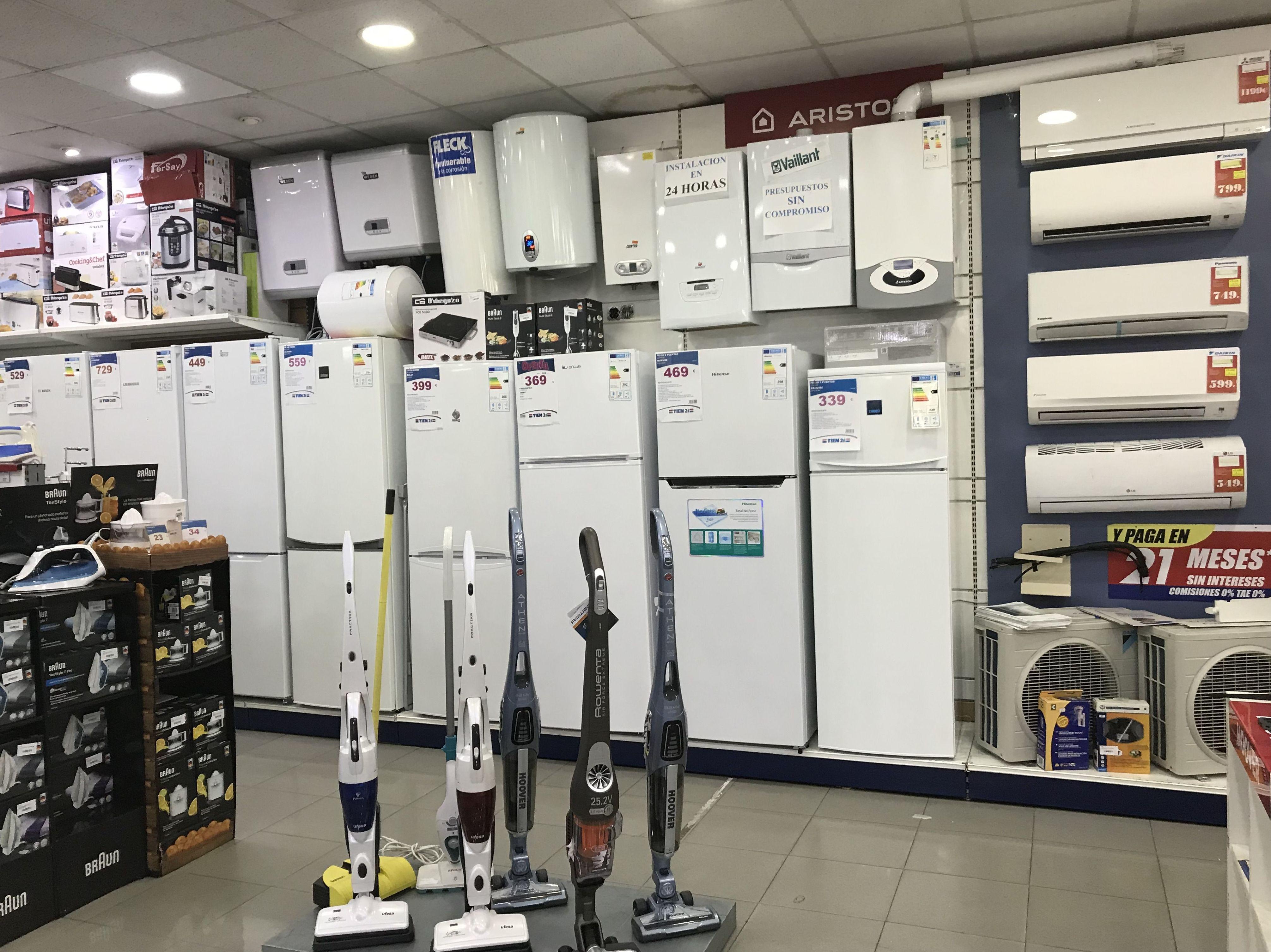 Foto 7 de Electrodomésticos en Madrid   TIEN 21 LAS ROSAS