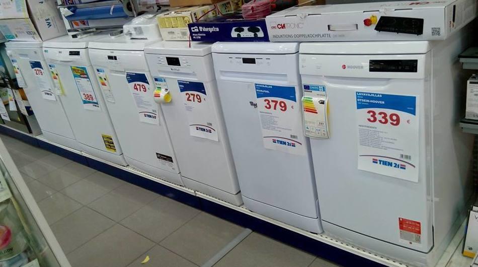 onwa lavavajilllas Tien21 Las Rosas