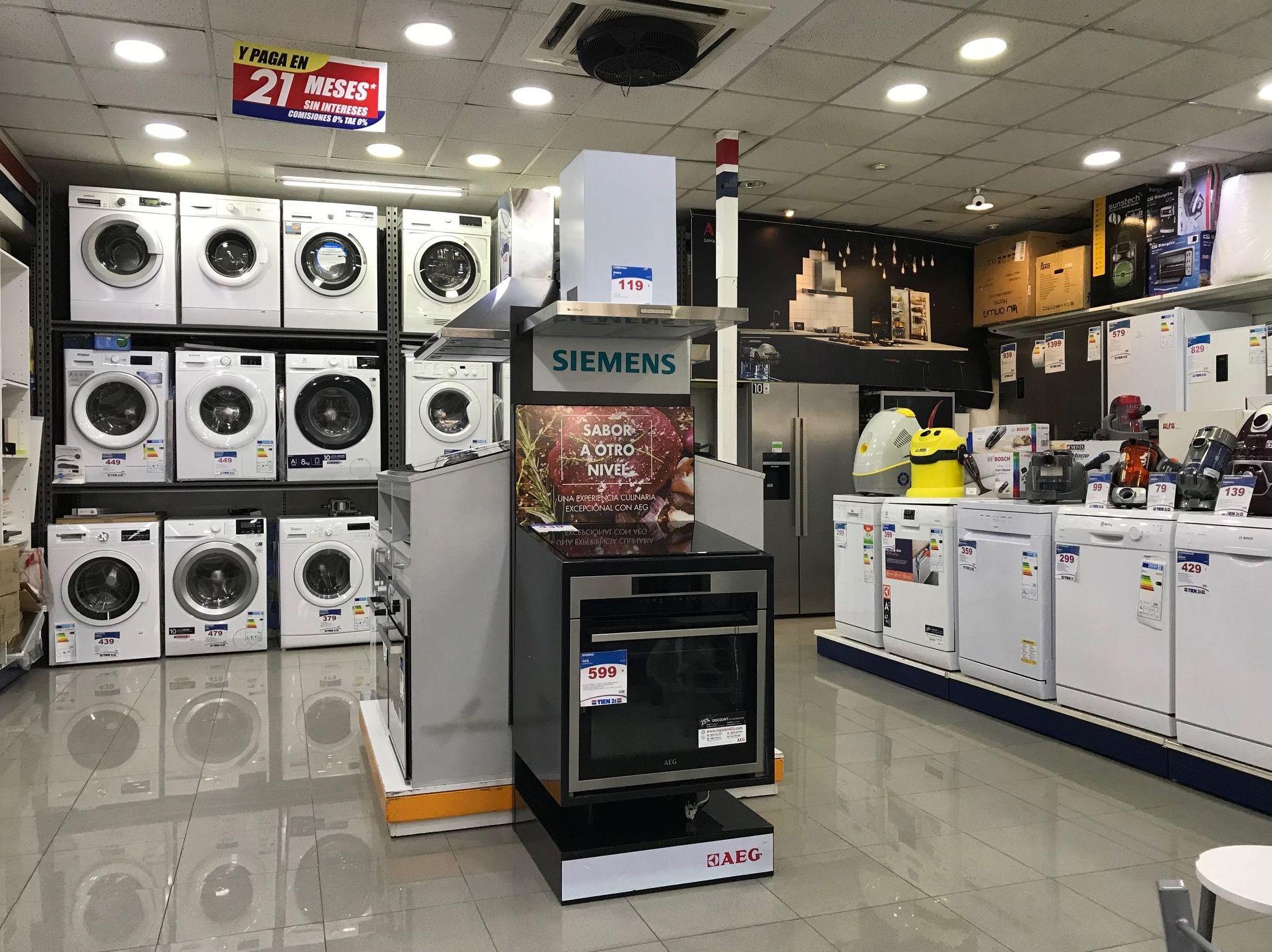 Foto 9 de Electrodomésticos en Madrid | TIEN 21 LAS ROSAS