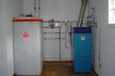 Calefacción gasoil: Servicios de Madifon Instalaciones S.L.U.