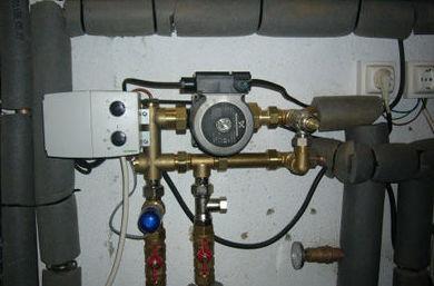 Calefacción gas: Servicios de Madifon Instalaciones S.L.U.