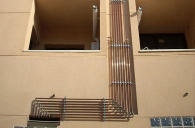 Instalación de gas en viviendas