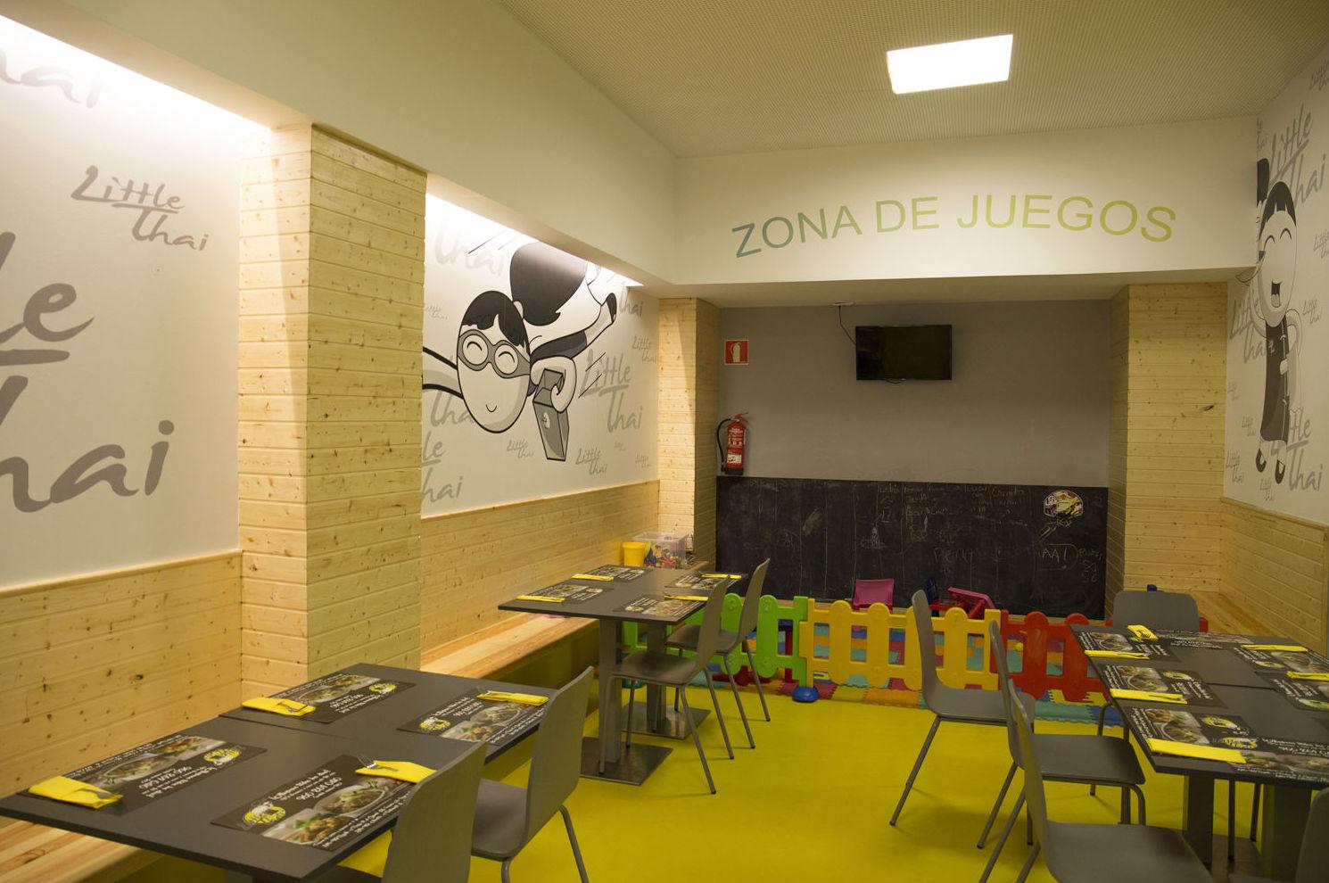 Restaurante con zona infantil en Valencia