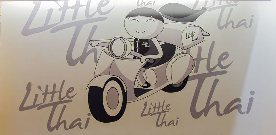 Comida para llevar, Little Thai
