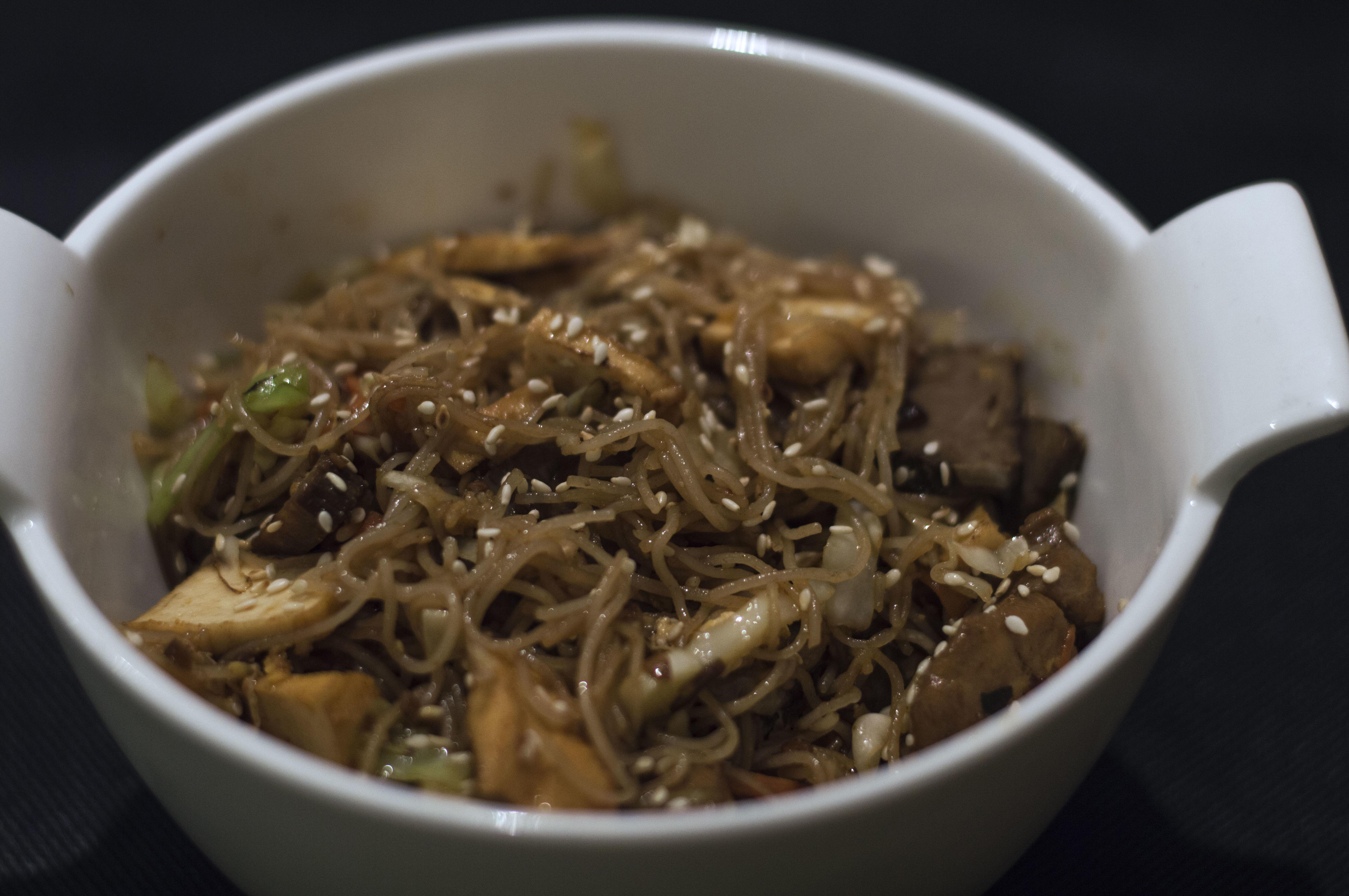 Comida tailandesa para mantener la línea