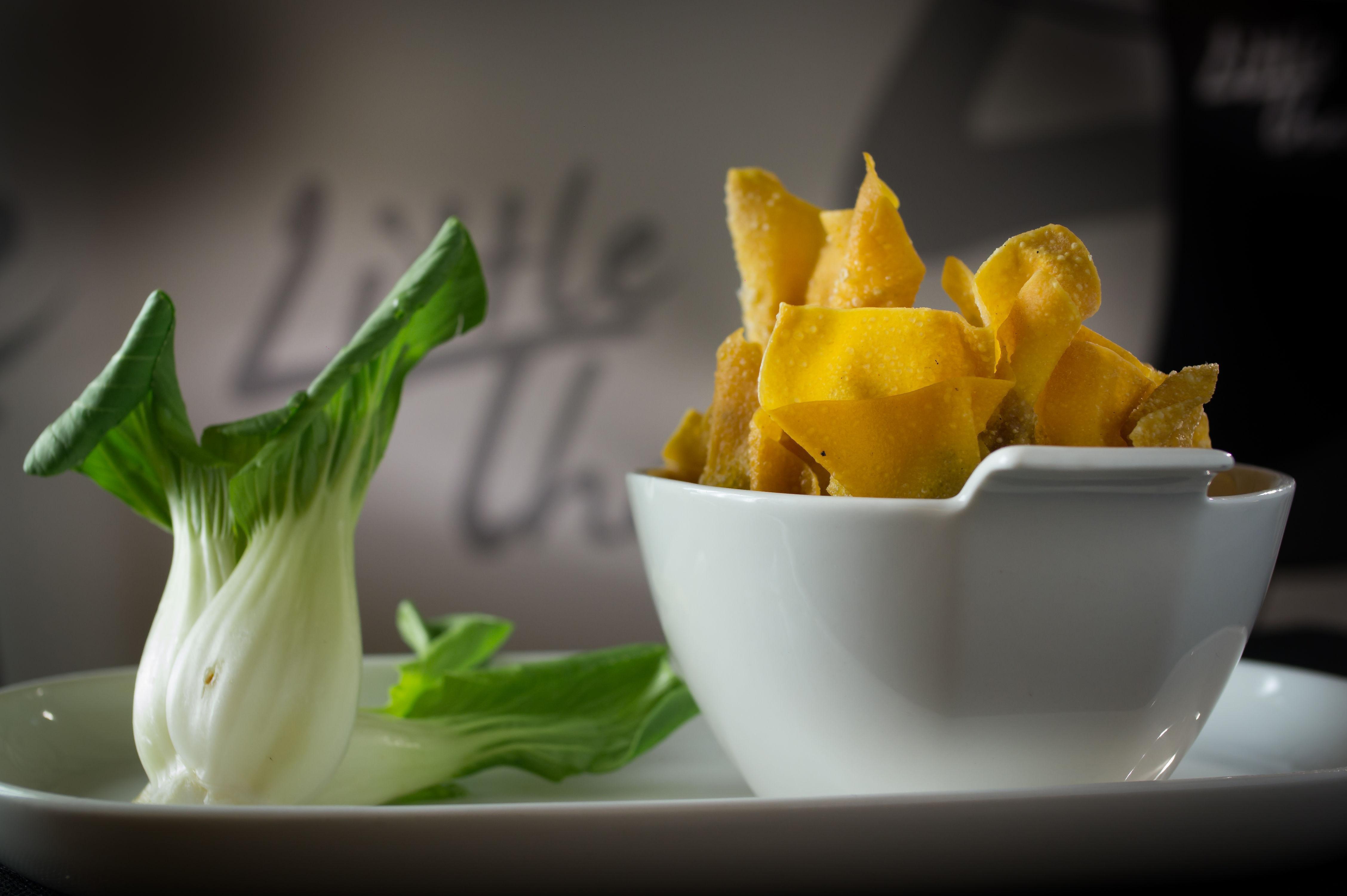 Wan Tan frito