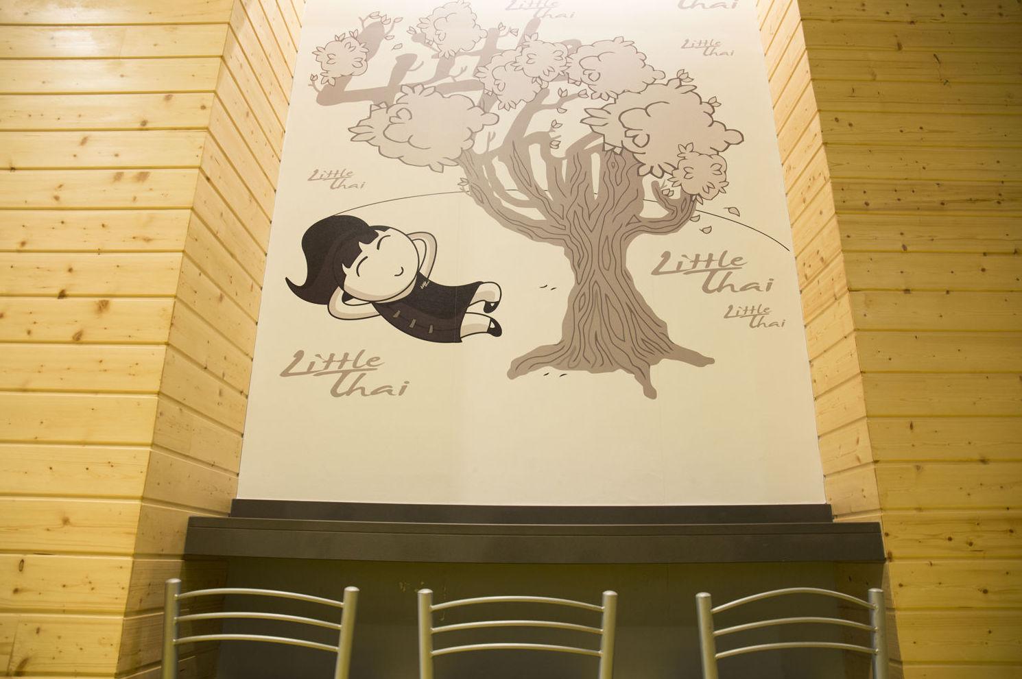 Detalle de la decoración de nuestro restaurante