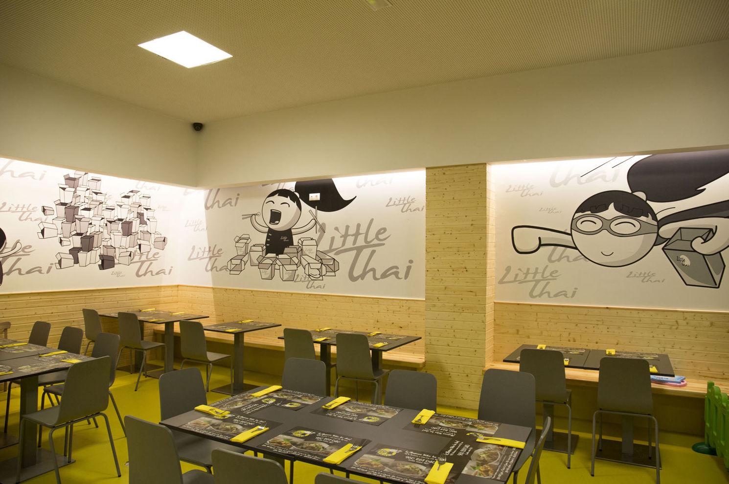Restaurante de cocina asiática en Valencia