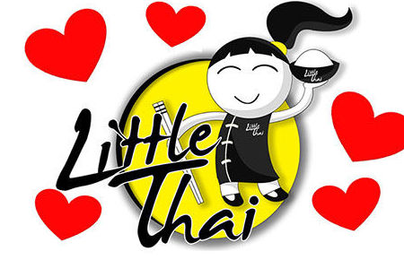 Menú san Valentin en Little Thai }}