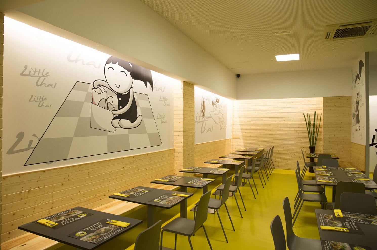 Restaurante tailandés en Valencia