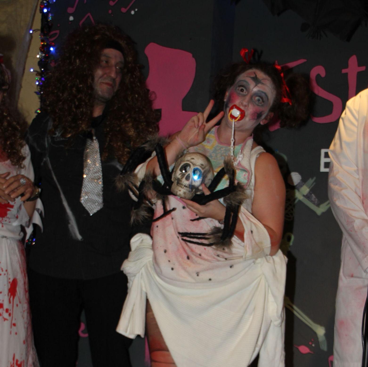 Halloween 2014 Ganadora Concurso