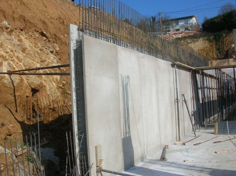 Muro Sótano: Servicios y productos de Prenava