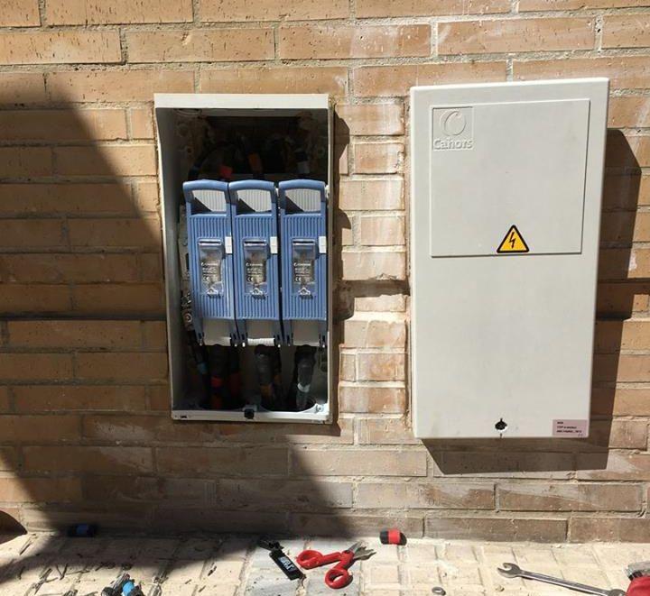 Modernizamos el sistema eléctrico de tu vivienda