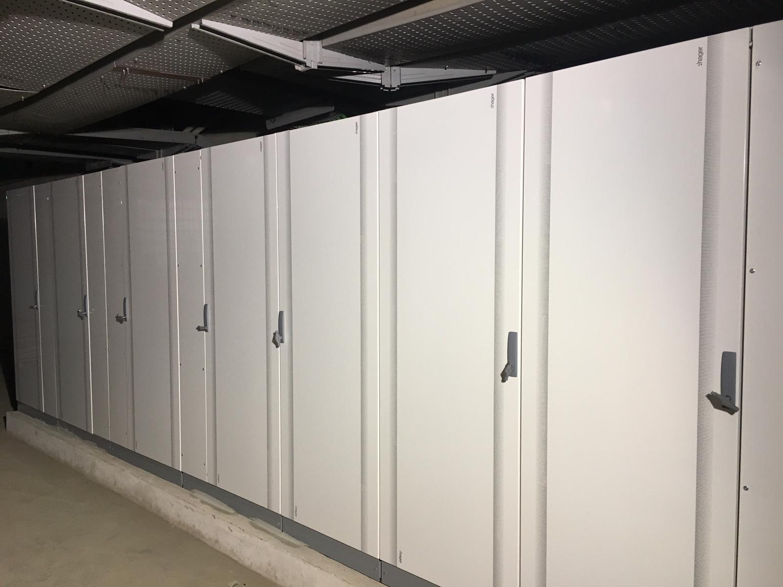 Montamos armarios eléctricos completos