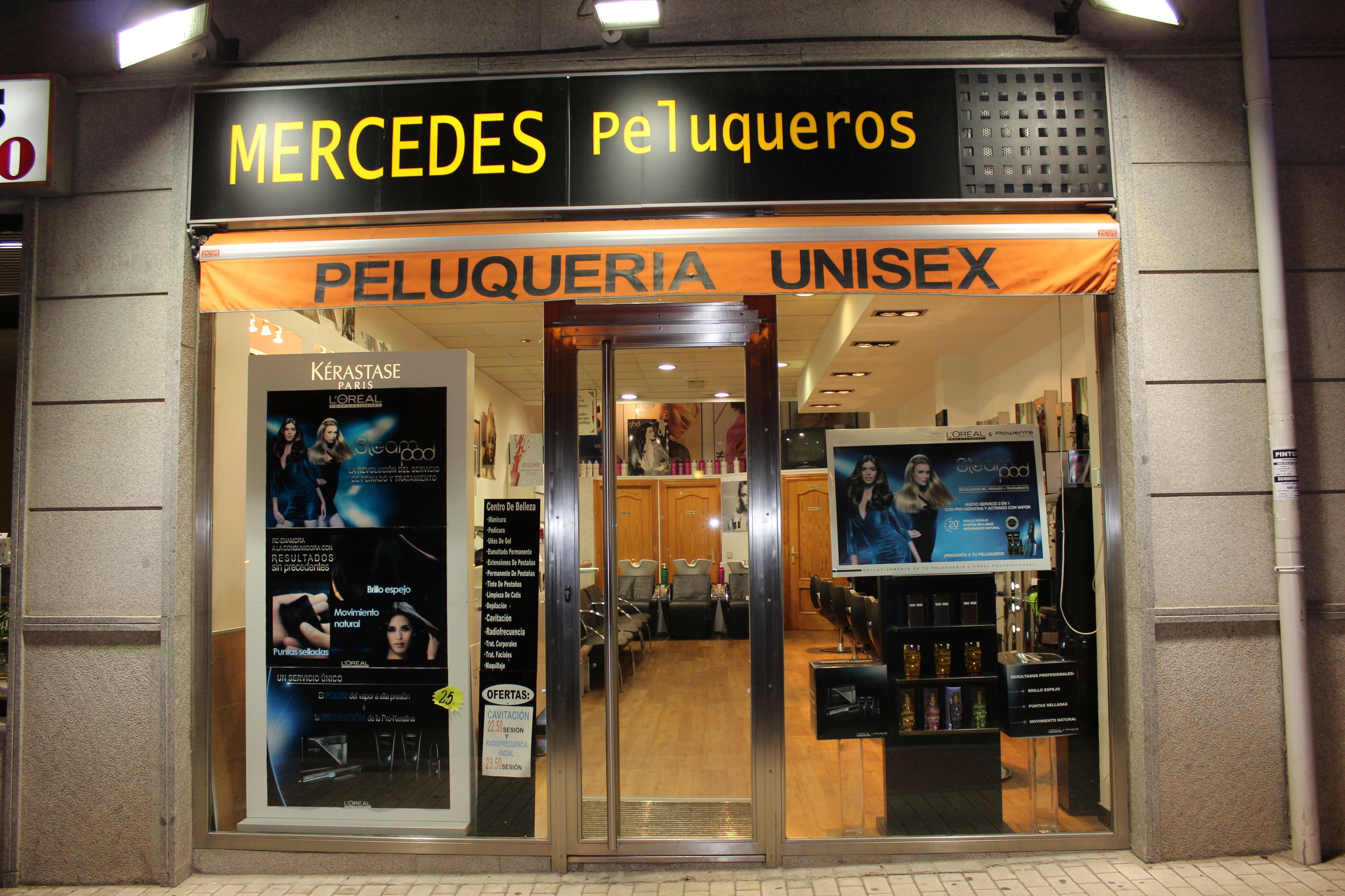 Foto 1 de Peluquería mujer-hombre en Ávila | Mercedes Peluqueros