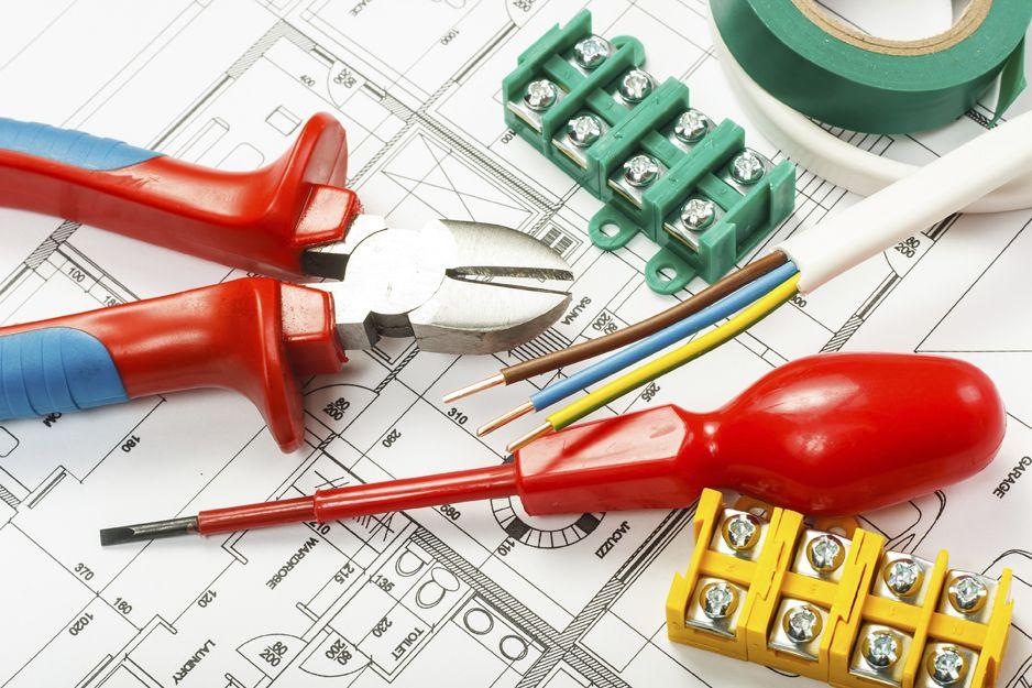Suministro de material de electricidad
