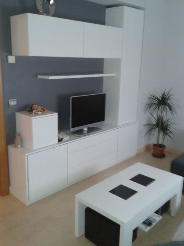 Muebles de salón Pamplona