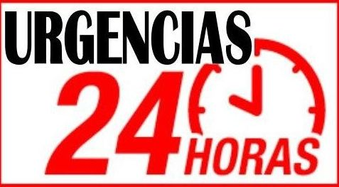 Urgencias 24 horas }}